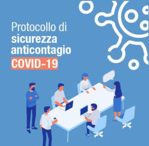 Protocollo sicurezza anticontagio covid 19